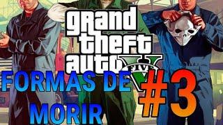 Grand Theft Auto V_Formas de morir #3 AHOGADO
