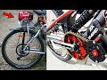 Bicycle Engine to Make MotorCycle + 4 BIKE GADGETS INVENTION ▶ You Can Buy in Online Store