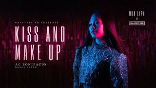 Download DUA LIPA x BLACKPINK - 'KISS AND MAKE UP' DANCE COVER // Andree Bonifacio Mp3