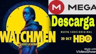 Watchmen serie mega