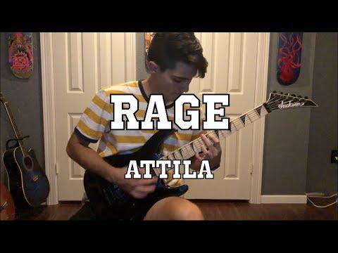 Attila  Rage Guitar