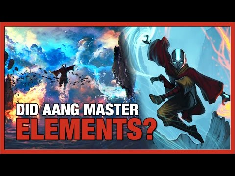 Geek Talk | Did Aang Master the Elements?