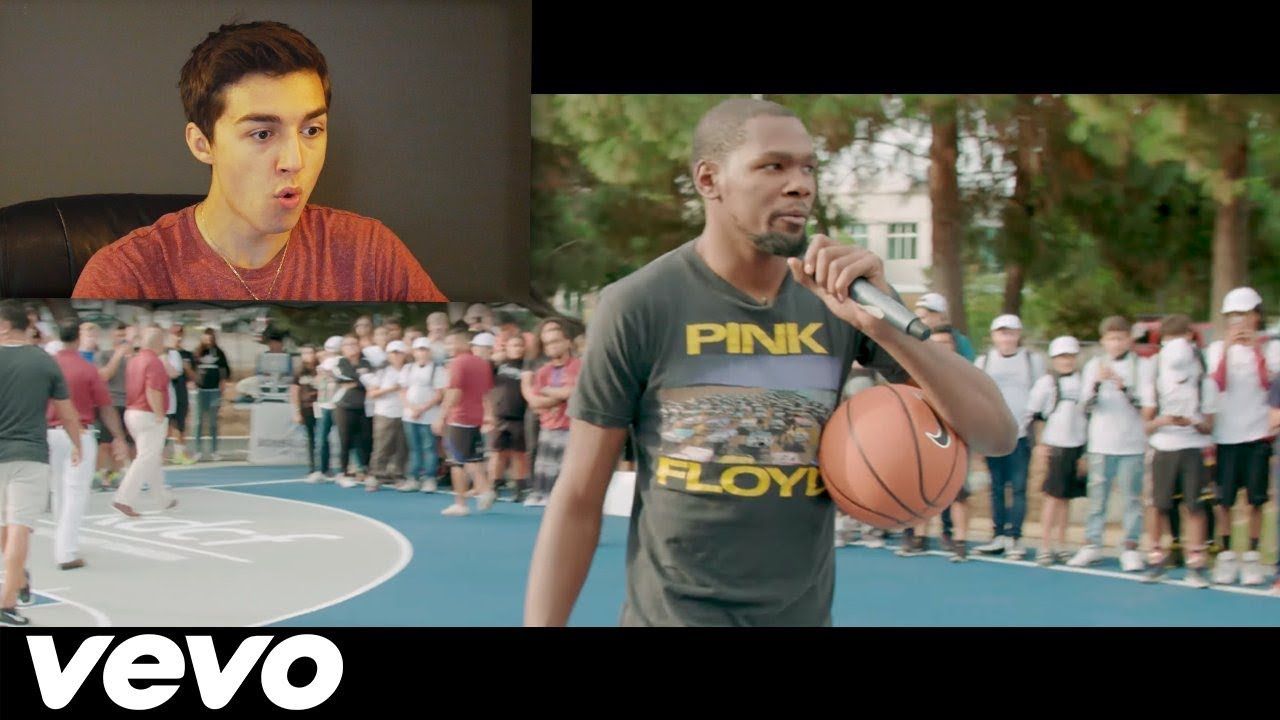 REACTING TO KEVIN DURANT S MUSIC VIDEO DISS TRACK - YouTube 647860ae2