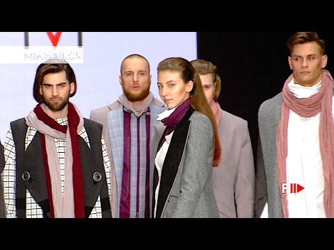 MIKHAYLOV - SLAVA ZAITSEV LAB Moscow Fall Winter 2017 2018 - Fashion Channel