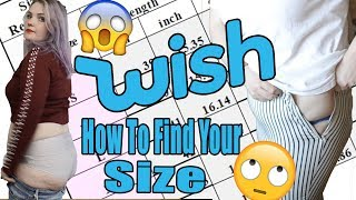 How Do I Find My Size On Wish? | Which Size Should I Buy From Wish