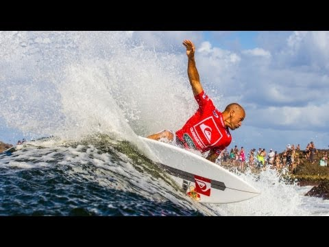 Round Three Round Four – Quiksilver Pro Gold Coast 2013