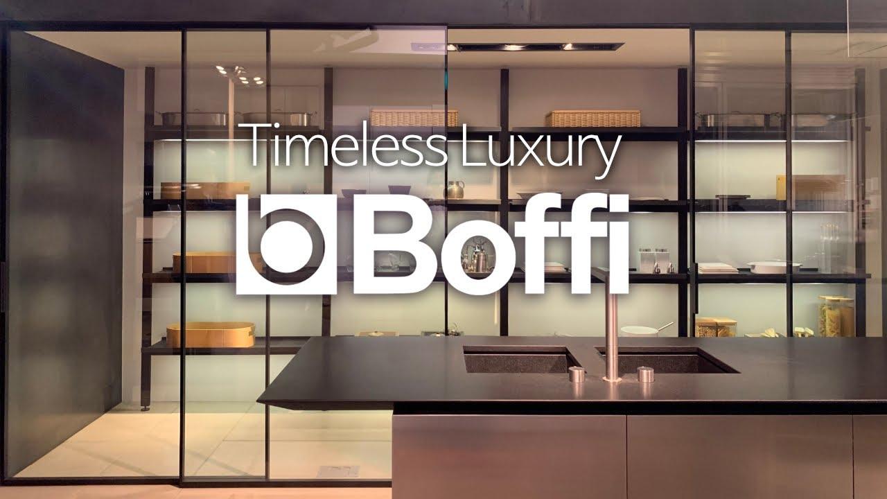 극강의 럭셔리 키친 Boffi 보피 주방가구 : 디테일과 머티리얼이 빛나는, 사용하고 싶게 만드는 주방가구
