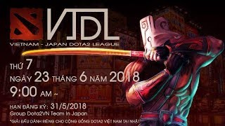 [VJDL] Team DTVD vs Team JAV - BO1