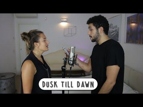 DUSK TILL DAWN • ZAYN MALIK ft. SIA || Cover by Serena & Sheffo