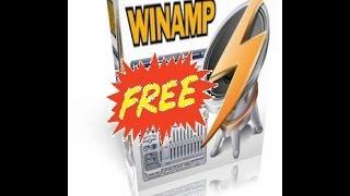 Winamp PRO 5 6 1 - Download e instalação