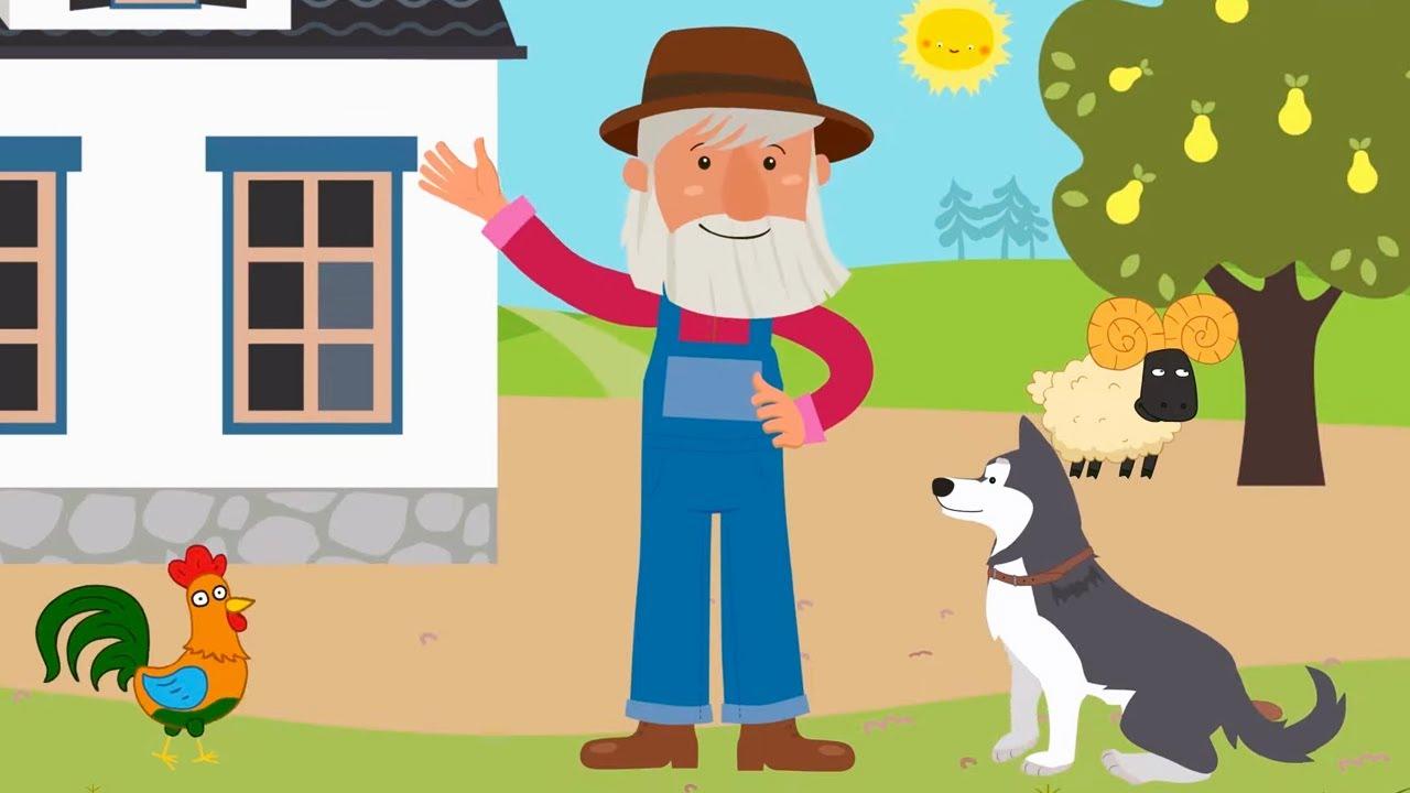 КОТЭ ТВ 🐶 Собака Бинго + Кошка 🐱 Веселые песенки для детей и малышей про животных