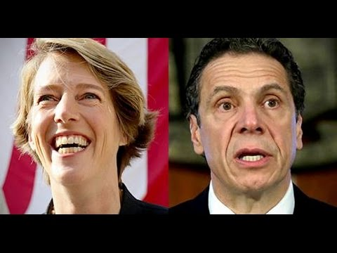 Andrew Cuomo Humbled in the New York Democratic Primary