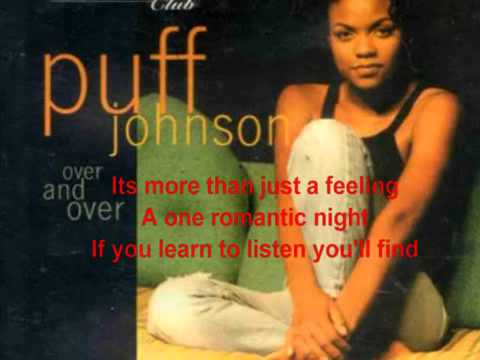 Puff Johnson -  True Meaning of Love (Lyrics)