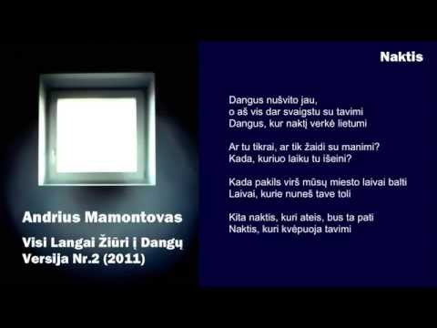 Andrius Mamontovas - Naktis
