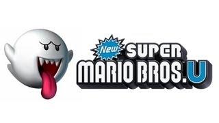 Super Mario Bros U #6 - Navio Mal-Assombrado e Raptado pelo Bowser