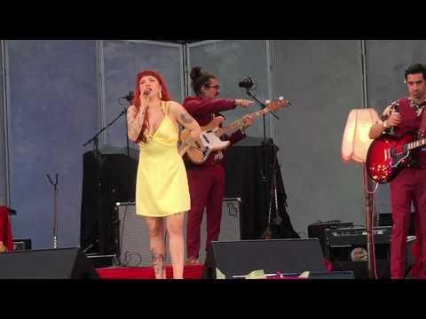 Mon Laferte - Mi Buen Amor - Hollywood Bowl 9/17/2017