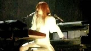 Tori Amos - Black Dove (Zabrze 2009)