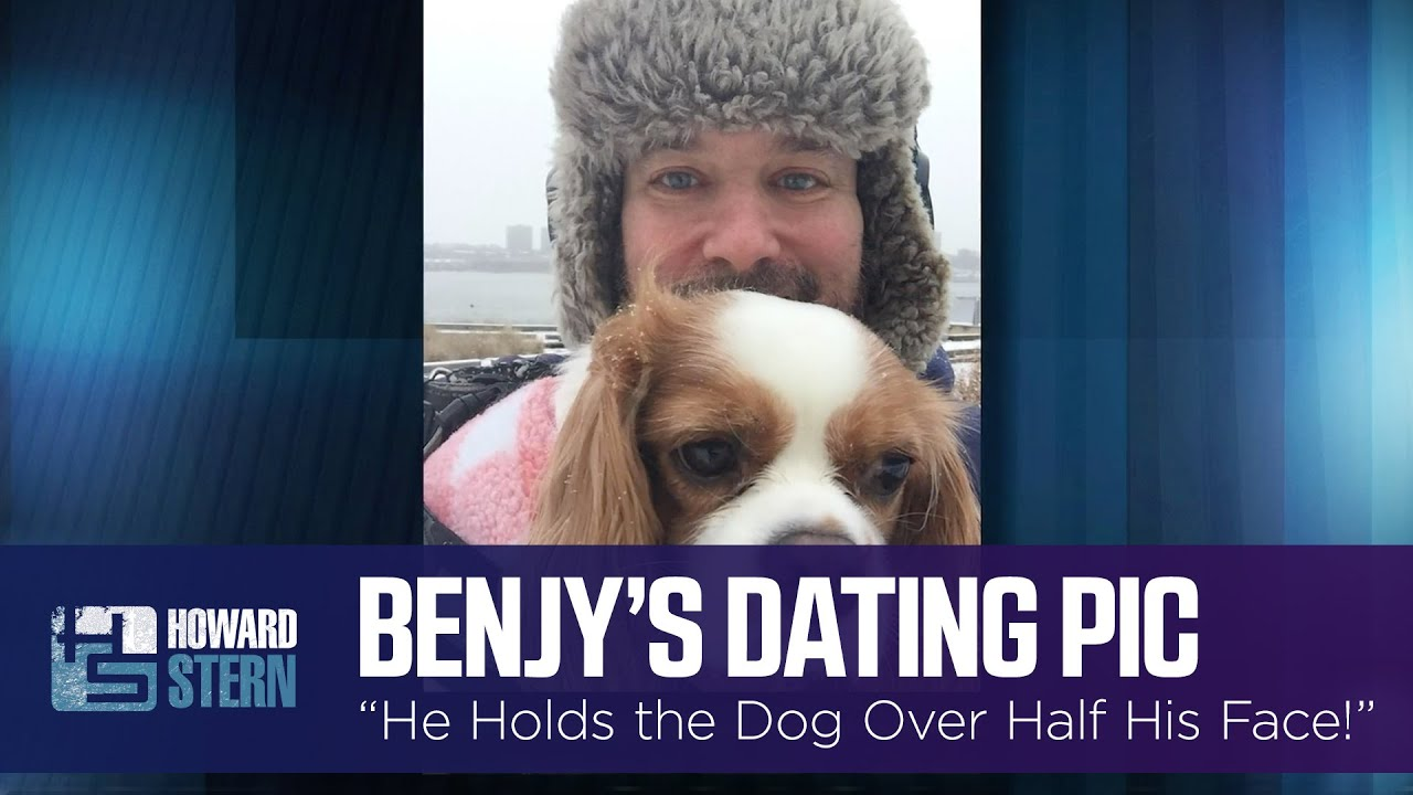 Benjy's Dating App Picture Covers Half of His Face