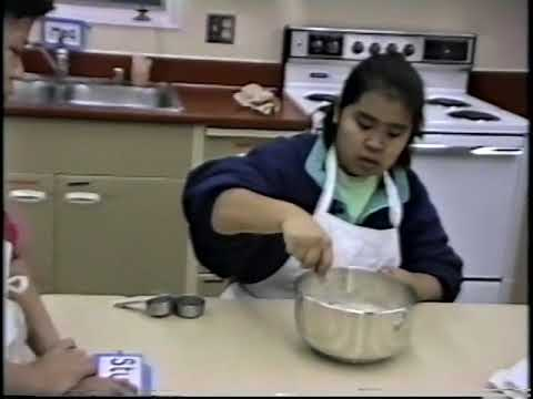 Port Graham School Video March 1992