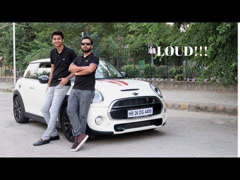 A Very Loud Mini Cooper S JCW in India | Reaction Video  Ft. Lee Keshav