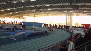 South Of England Indoor Championships 2011 - U20 800m