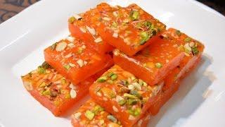 Chewy Karachi Halwa   कराची हलवा /रबड़ हलवा बनाने की असली विधि।Sindhi Style Rubber Halwa