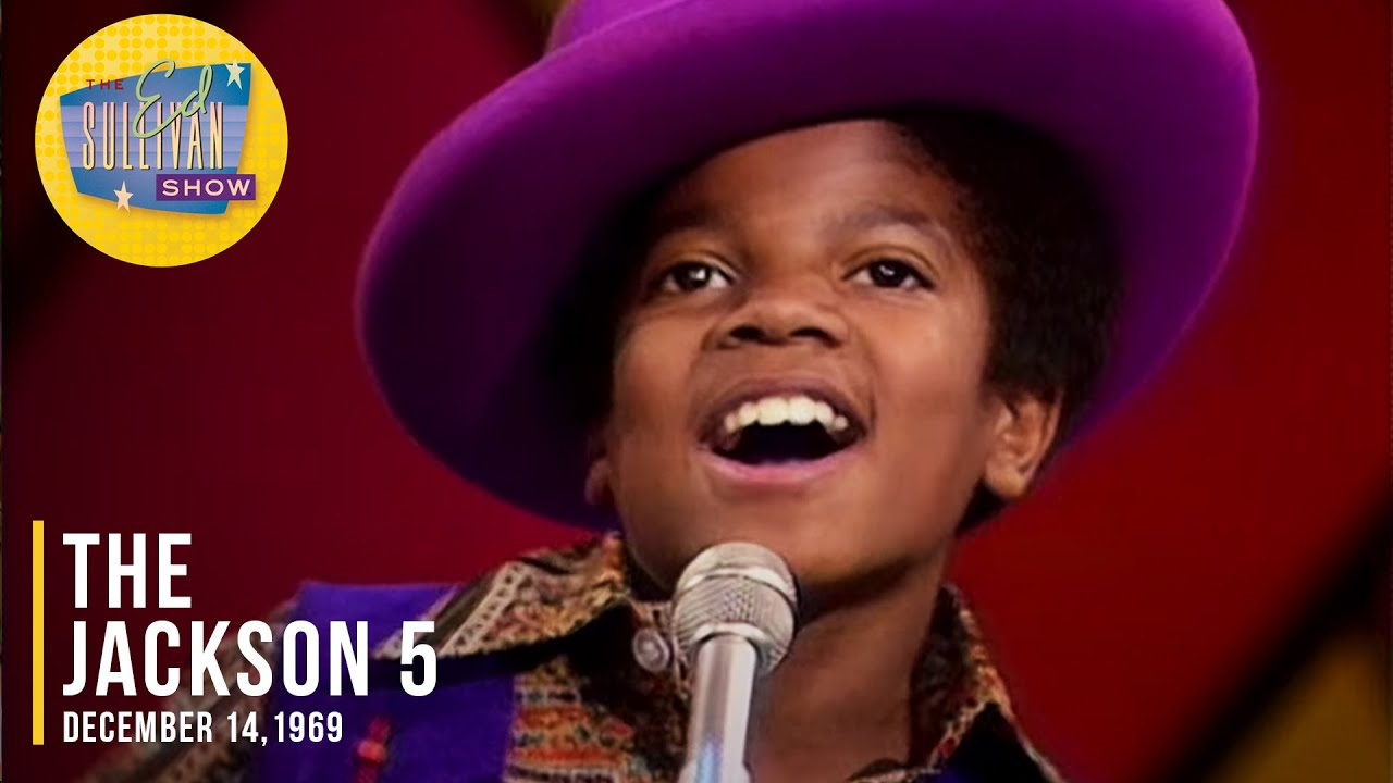 """Download The Jackson 5 """"I Want You Back"""" on The Ed Sullivan Show"""