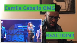 Camila Cabello OMG REACTION!!!