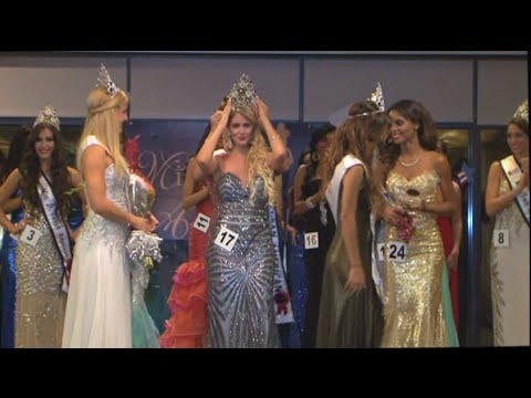 MISS CUBAN  AMERICAN PAGEANT 2016
