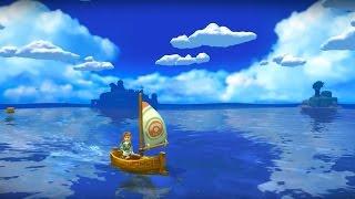 Oceanhorn: Monster of Uncharted Seas Official Gamescom 2016 Trailer