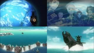 YAMATO 宇宙戦艦ヤマト2199 BGM 美しい大海を渡る Across the Beautiful Ocean