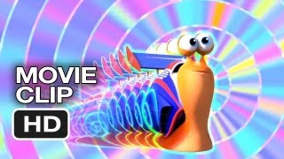 Turbo Movie CLIP - This Snail Is Fast! (2013) - Ryan Reynolds Animated Movie HD
