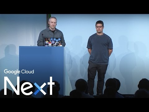 The ins and outs of networking in Google Container Engine and Kubernetes  (Google Cloud Next '17)