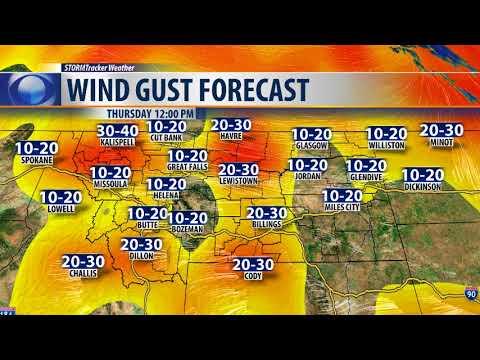 ce75ac95a96 Mild but windy on Thursday - YouTube