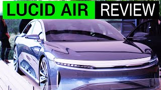 Lucid Air Review: Is Tesla in Trouble?