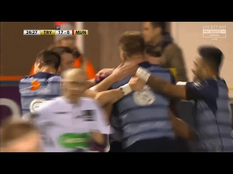 Guinness PRO14 Highlights: Cardiff Blues 25-18 Munster