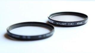 UV or Skylight Filter: What