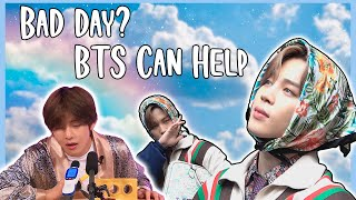 A Video To Watch When You're Sad BTS Version