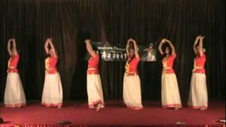 Pranavam Dance School 2013 (Chimmi Chimmi)