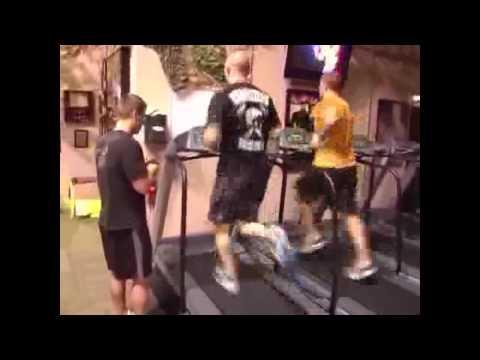 Preparação Física p Vale-Tudo Fitness for No Holds Barred
