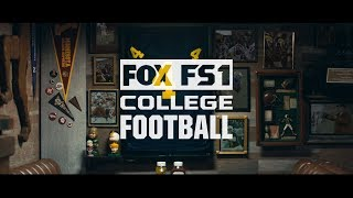 Every Game Is Everything | College Football on FOX & FS1