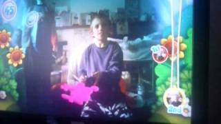 Kids playing PS3 Move