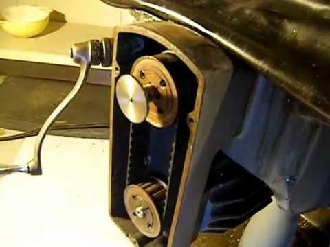 Bridgeport Stepper Motors And Mach3 Motor Tuning Youtube