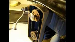 Bridgeport stepper motors and Mach3 motor tuning  by cnckosmo