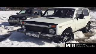 Тест Нива 1983, Mitsubishi padjero junior