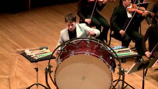 Bass Drum Concerto Premiere by Princeton Symphony Orchestra