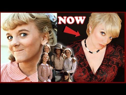 LITTLE HOUSE ON THE PRAIRIE  THEN AND NOW 2020