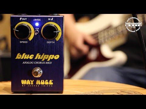 Way Huge Blue Hippo Bass Demo