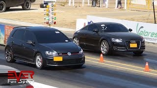 Audi TT VS ... | Drag Races