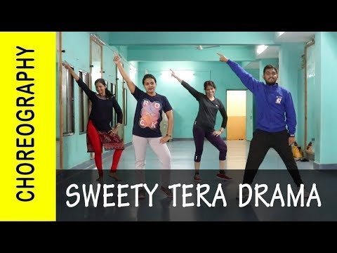 Ladies Sweety Tera Drama Dance Cover | ABDC